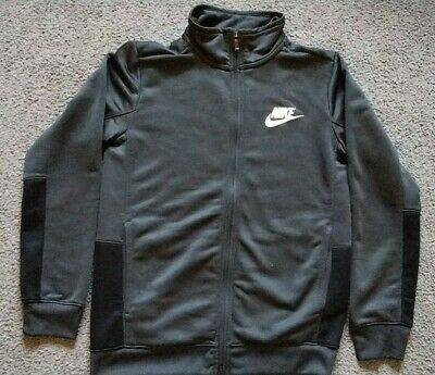 Boys Nike Training Track Top / Jacket. Full Zip. Size L. 12-13 Years • 2.50£