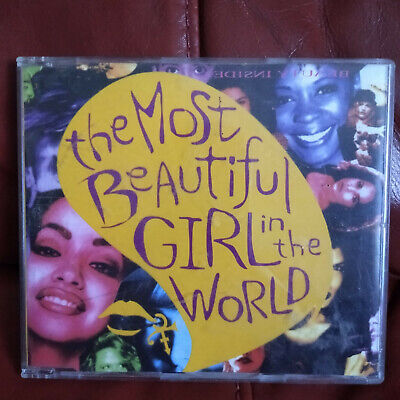Prince- The Most Beautiful Girl In The World - 1994-B5 • 2.99£