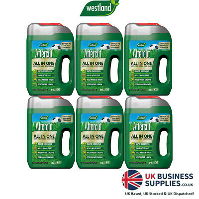 £15.99 • Buy Westland Aftercut Lawn Thickener Feed And Grass Seed Even-Flow Spreader 80m²