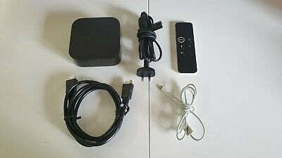AU133.50 • Buy Apple TV (4th Generation) 32GB HD Media Streamer - A1625