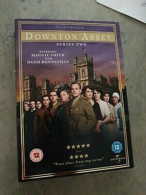 Downtown Abbey Series 2 DVD New And Sealed  • 3.50£