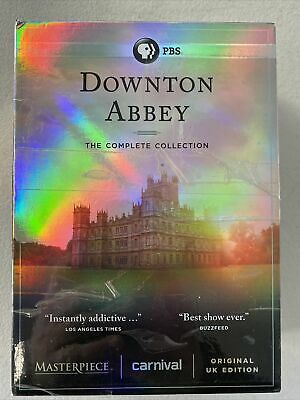 Downtown Abbey The Complete Collection UK Edition Dvd Like New Note*** • 17.65£