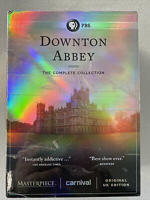 Downtown Abbey The Complete Collection UK Edition Dvd Like New Note*** • 17.60£
