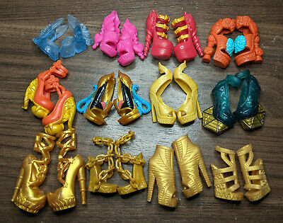 $ CDN35 • Buy #7 Lot Of 12 Monster High Pairs Of Shoes