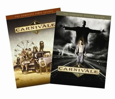 Carnivale - The Complete Seasons 1-2 (DVD, 2006) • 16.56£
