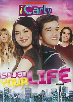 ICarly I Saved Your Life (Nickelodeon) DVD • 7.20£