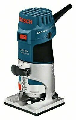£159.99 • Buy NEW Bosch GKF 600 Professional Palm Router 240V 060160A170   12mth Warrantee