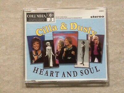 £10 • Buy Cilla Black With Dusty Springfield - Heart And Soul (CD Single, 1993)