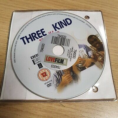 £4.50 • Buy DISC ONLY - Three Of A Kind - Series 2 DVD