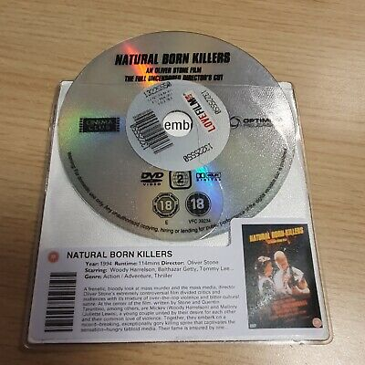 £1.80 • Buy DISC ONLY - Natural Born Killers DVD   Woody Harrelson