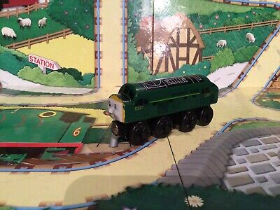 Thomas The Tank Engine Brio Style Wooden Train D261 The Diesel  • 0.99£