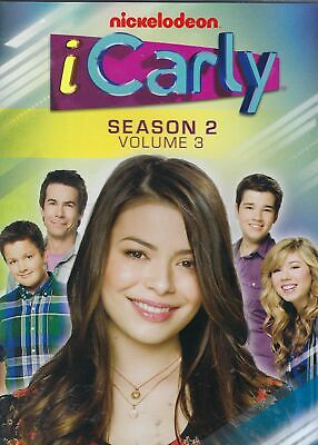 ICarly Season 2 Volume 3 DVD • 14.44£