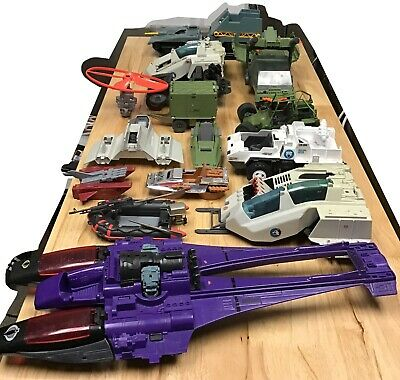 $ CDN1640.99 • Buy HASBRO Vintage G.I. JOE Loose Vehicles And Figures LOT
