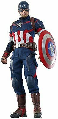 $ CDN665.96 • Buy Hot Toys Marvel: Avengers Age Of Ultron- Captain America 1/6th Scale Collectible