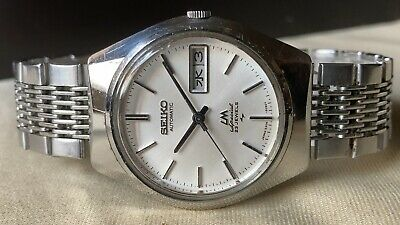 $ CDN55.47 • Buy Vintage SEIKO Automatic Watch/ LORD MATIC LM Special 5206-6050 23J Original Band