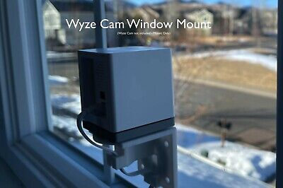 $ CDN18.20 • Buy Wyze Cam Window And Wall Mount For V2 And V3