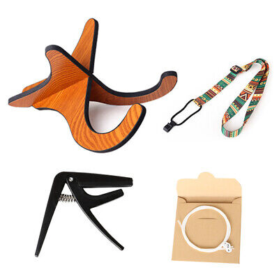 $ CDN19.95 • Buy 4x Guitar Ukulele Capo Tuning Tuner Clamp Strings Stringed Instrument Parts $S1