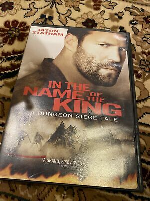 In The Name Of The King - A Dungeon Siege Tale (DVD, 2007) Jason Statham • 1.78£