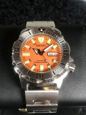 $ CDN1203.90 • Buy Seiko Orange Monster SKX781 1st Generation 42mm 7S26 Original Box Automatic