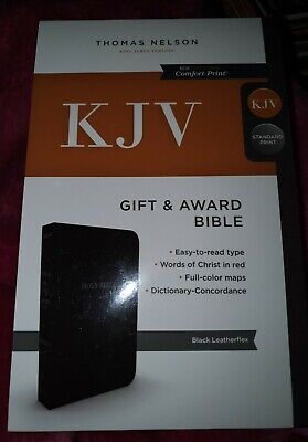 AU24.95 • Buy Holy Bible KJV Gift Edition Brand New