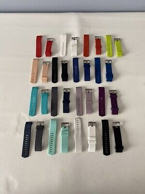 $ CDN13.86 • Buy Fitbit Lot Replacement Silicone Rubber Classic Band Strap Wristband Versa Watch