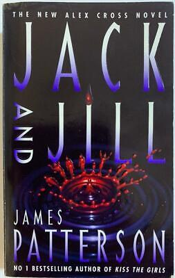 AU5 • Buy JACK AND JILL Alex Cross #3 By JAMES PATTERSON ~ Small Paperback 1997