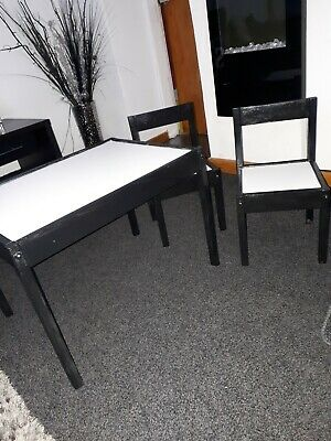 Childrens Table And Chair Set • 24£