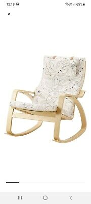 Ikea Poang Rocking Chair • 50£