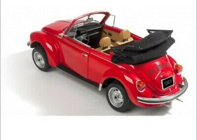 DeAgostini Build The VW Beetle Cabriolet Model Car | 1:8 Scale | Full Kit, New! • 599£