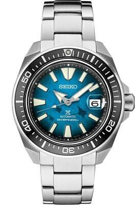 $ CDN564.91 • Buy Seiko Men's Prospex Automatic Samurai Manta Ray Dial Diver Watch SRPE33