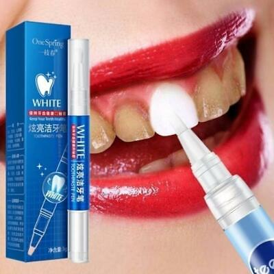 3ml Tooth Whitening Pen Teeth Cleaning Gel For Oral Hygiene Remove Plaque Stains • 2.41£