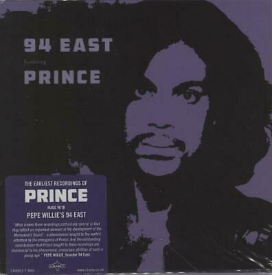 94 East Featuring Prince Prince CD Album (CDLP) UK CHARLYF840 CHARLEY Sealed • 16.49£