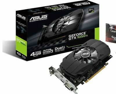 $ CDN366.65 • Buy ASUS Nvidia GeForce GTX 1050 Ti 4GB GPU VRAM PC Gaming ( OPEN BOX )