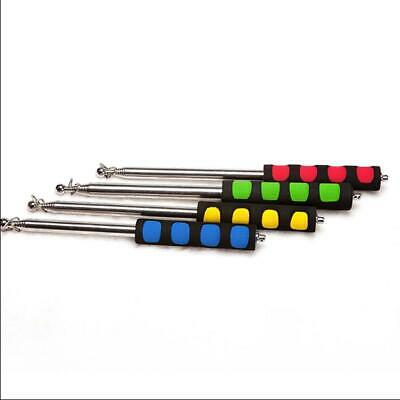 Guide Flagpole Hardware Flag Pole Telescoping Stainless BEST Teaching S3H5 S9R7 • 3.41£