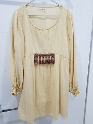 AU50 • Buy Spell And The Gypsy Collective Jesse Jane Dress. Honey. Size Medium. Worn Once.