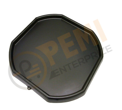 Cement Sand Water Mixing Tray/Play Spot70x70cm Black Plastic Easy To Clean & Use • 12.99£