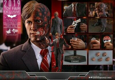 $ CDN333.14 • Buy Hot Toys Batman Dark Knight Two Face Mms546 Exclusive  Brand New With Shipper.