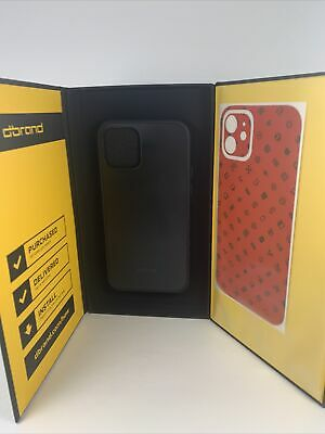 $ CDN66.72 • Buy Iphone 12 Pro Dbrand Grip Case With Extra Icons Skin MKBHD