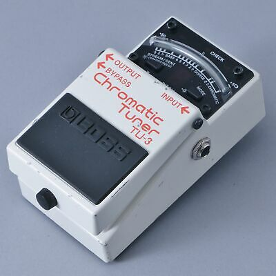 $ CDN82.47 • Buy Boss TU-3 Chromatic Tuner Guitar Effects Pedal P-12831