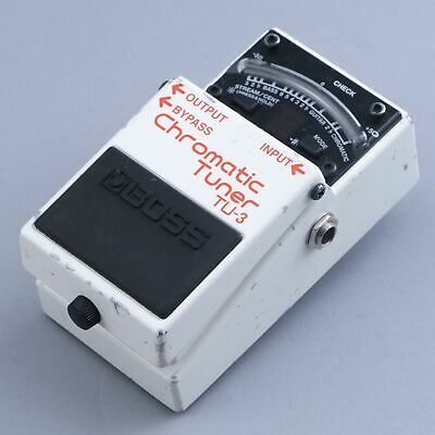 $ CDN82.47 • Buy Boss TU-3 Chromatic Tuner Guitar Effects Pedal P-12835