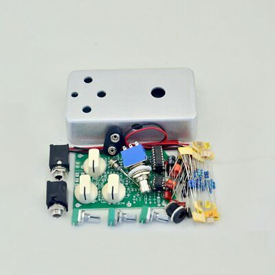 $ CDN51.55 • Buy Delay Pedal All KitS With Pedals Effects Guitar 1590B 1 Box Stomp Aluminum DIY