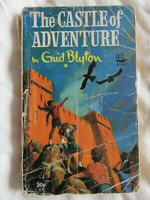 £1.99 • Buy The Castle Of Adventure By Enid Blyton - 1968 Paperback Edition
