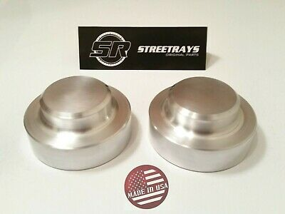 $30.95 • Buy [sr] Chevy Gmc 1500 Tahoe Yukon Avalanche 1  Rear Lift Leveling Kit Spacers