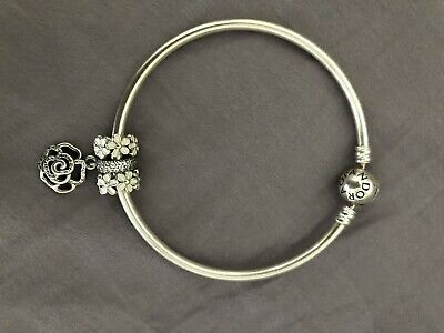 AU100 • Buy Pandora Bracelet With Genuine Charms