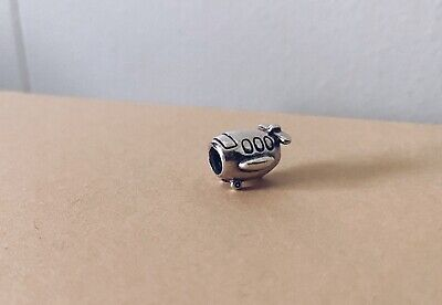 AU30 • Buy Authentic Pandora Silver Aeroplane Charm Retired