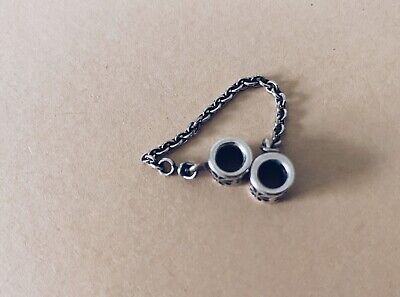 AU30 • Buy Authentic Pandora Silver Daisy Safety Chain