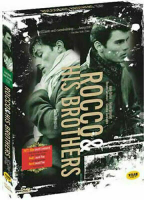 £14.99 • Buy Rocco And His Brothers (1960) Luchino Visconti NEW ALL REGION DVD NTSC UK SELLER