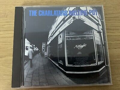 The Charlatans UK - Melting Pot (2004) • 0.50£
