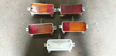 AU100 • Buy Holden Hq Tailights Tail Light Lights Bumper Bar Coupe Sedan Premier Gts Monaro