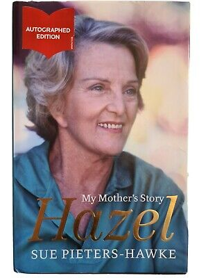 AU33.95 • Buy Hazel My Mothers Story Autographed Edition Hard Cover 2011
